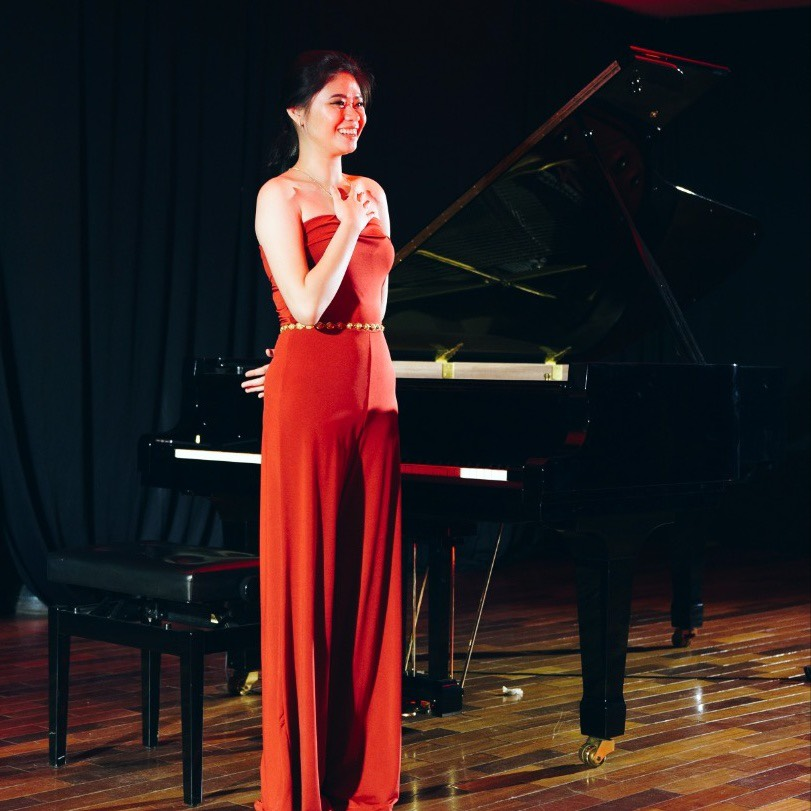 Ms Eunice - Piano Teacher
