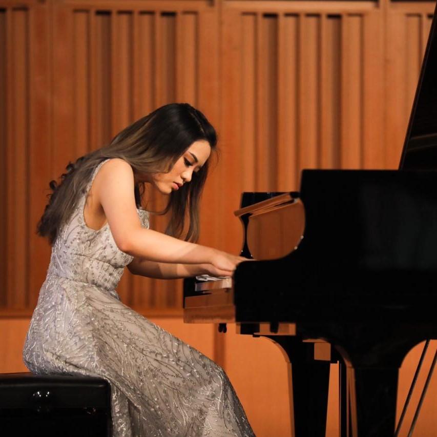Ms Calvina Izumi - Piano Teacher